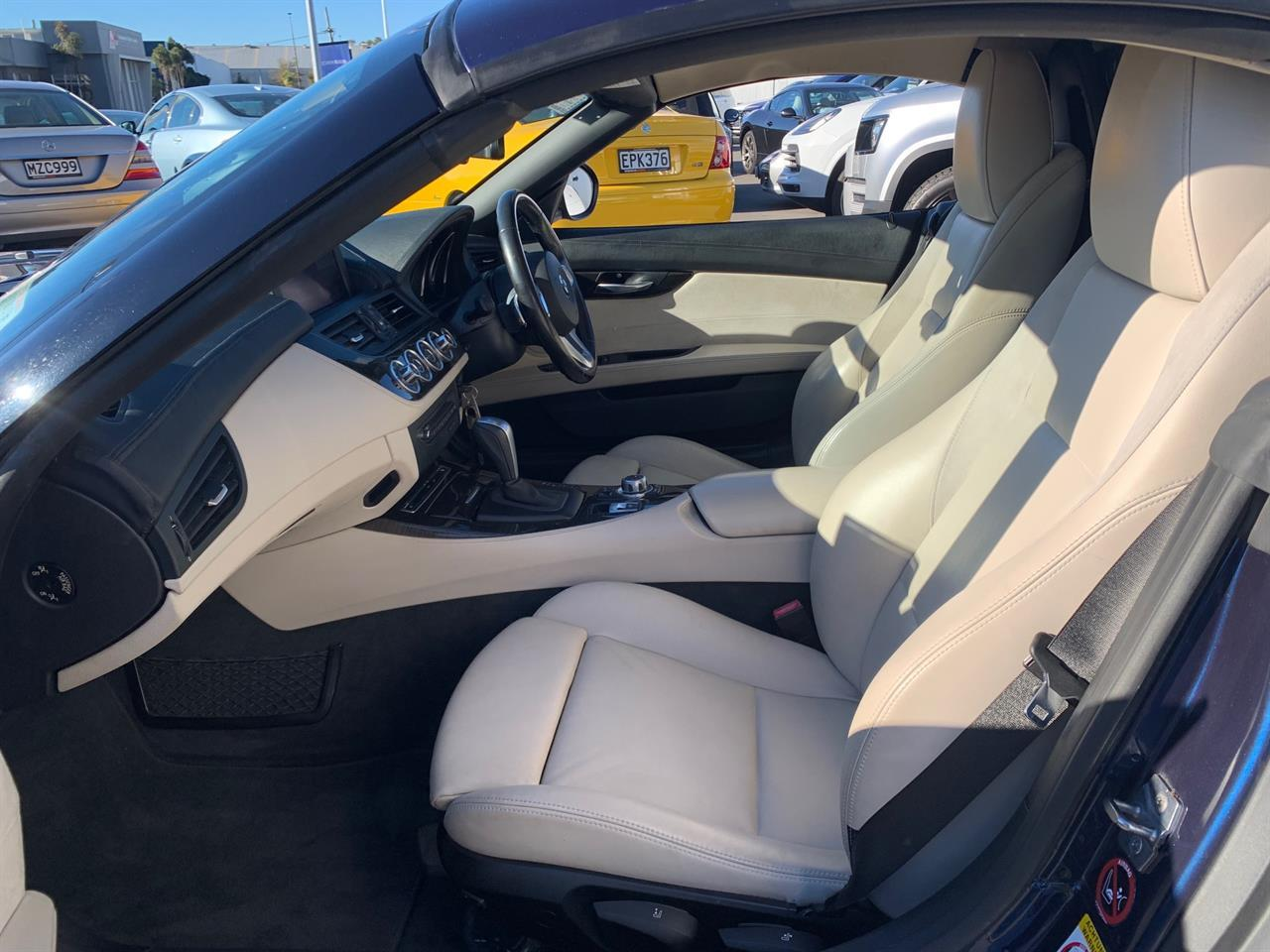 image-6, 2009 BMW Z4 SDrive Hardtop New Shape Convertible at Christchurch
