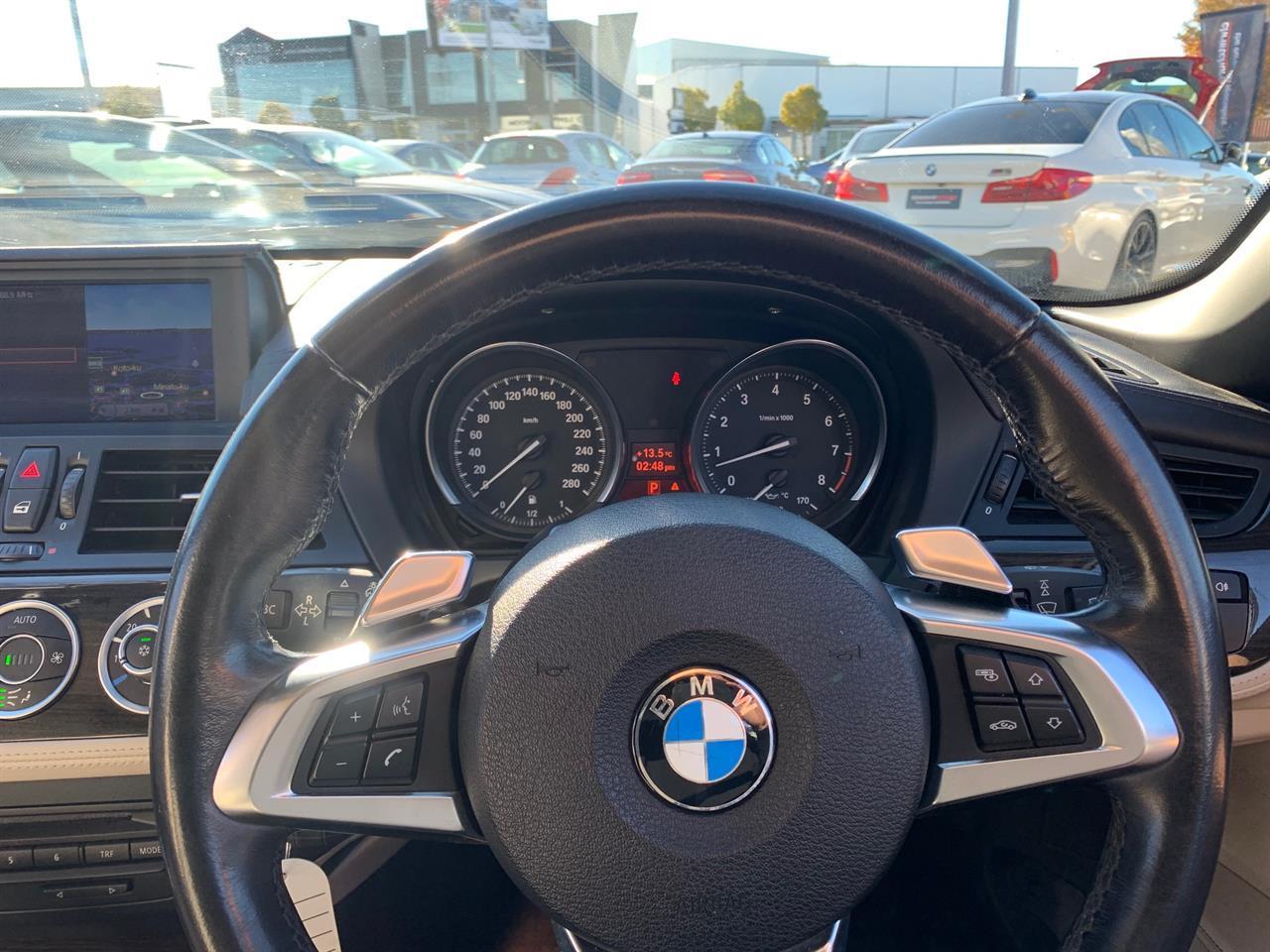 image-8, 2009 BMW Z4 SDrive Hardtop New Shape Convertible at Christchurch