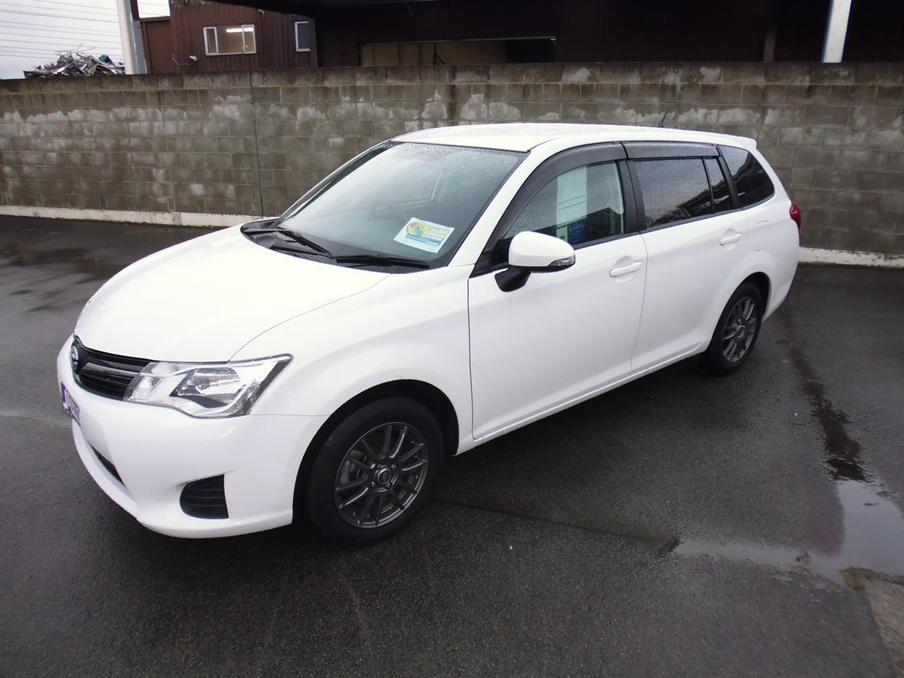 image-1, 2012 Toyota Corolla Fielder 1.5G at Christchurch