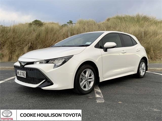 image-2, 2019 Toyota Corolla GX Hatchback Signature Class at Dunedin