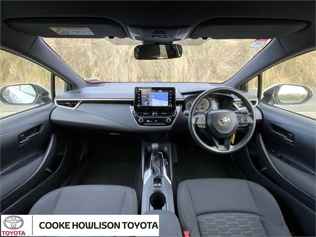 image-8, 2019 Toyota Corolla GX Hatchback Signature Class at Dunedin