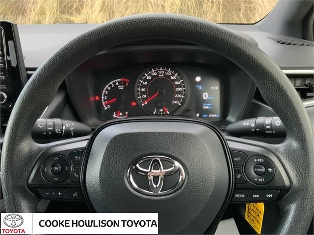 image-9, 2019 Toyota Corolla GX Hatchback Signature Class at Dunedin