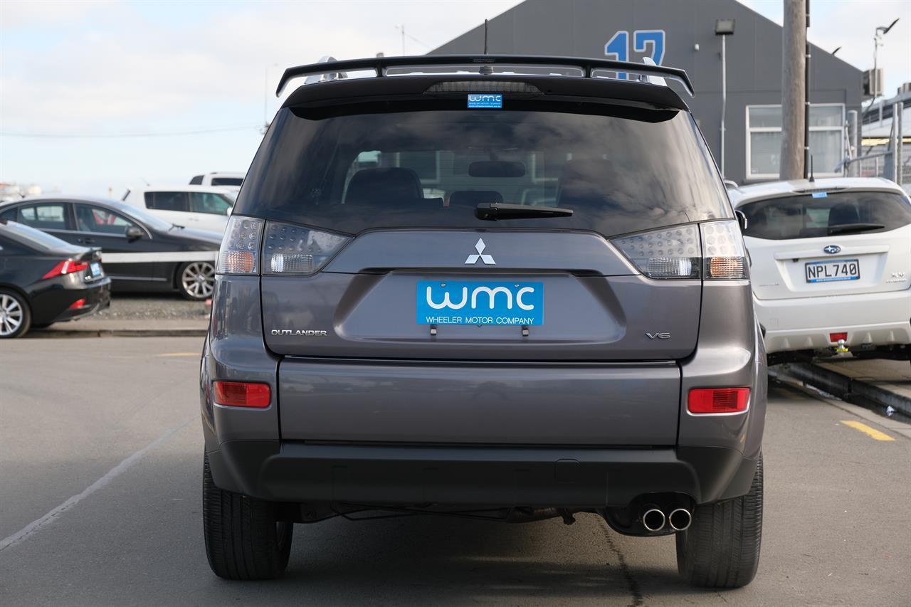 image-7, 2008 Mitsubishi Outlander 30G 4WD 'Facelift' at Christchurch