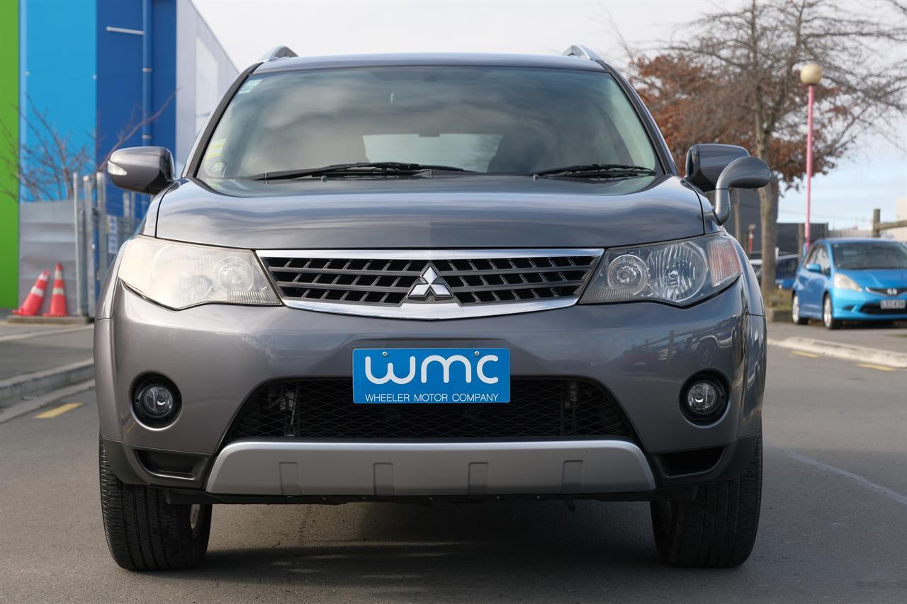 image-3, 2008 Mitsubishi Outlander 30G 4WD 'Facelift' at Christchurch