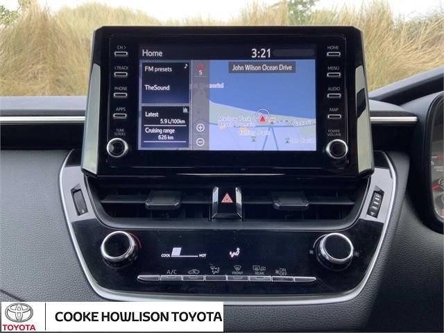 image-11, 2019 Toyota Corolla GX Hatchback Signature Class at Dunedin