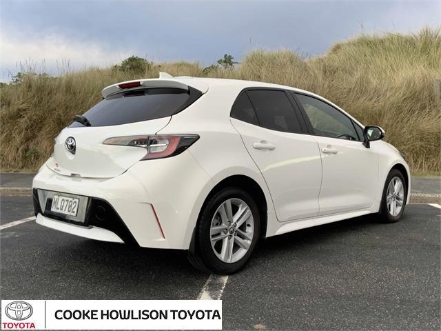 image-7, 2019 Toyota Corolla GX Hatchback Signature Class at Dunedin
