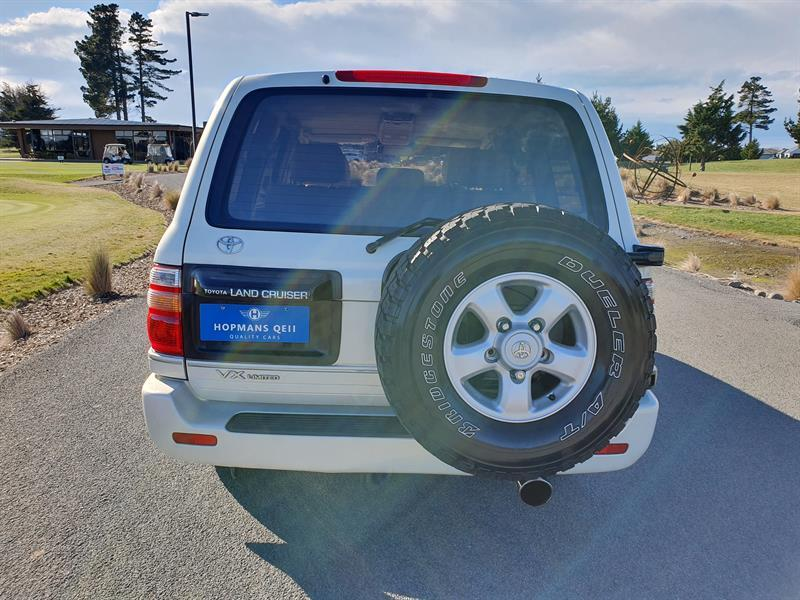 1998 Toyota Land Cruiser 100 VX LIMITED for sale in Christchurch