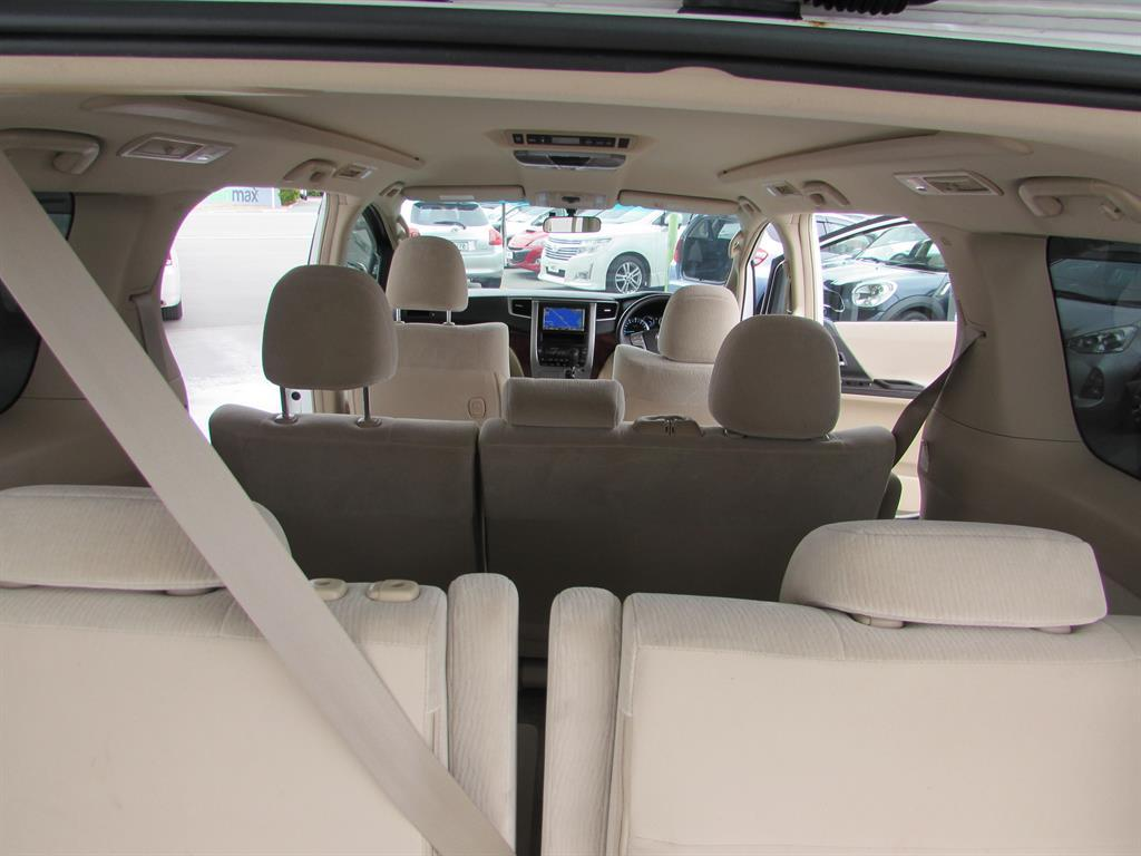 image-12, 2009 Toyota ALPHARD 350X at Christchurch