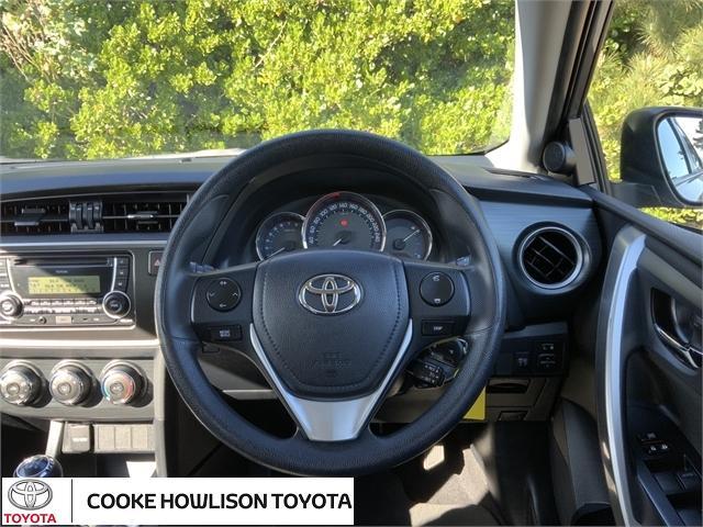 image-15, 2013 Toyota Corolla GX FWD 1.8P Hatch/5 6M at Dunedin