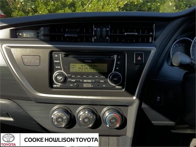 image-16, 2013 Toyota Corolla GX FWD 1.8P Hatch/5 6M at Dunedin