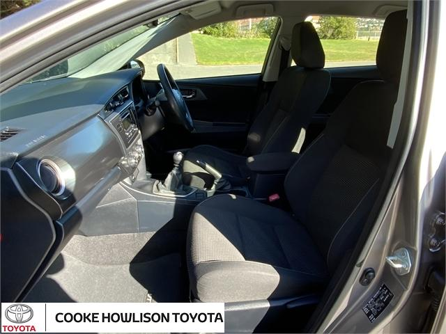 image-10, 2013 Toyota Corolla GX FWD 1.8P Hatch/5 6M at Dunedin