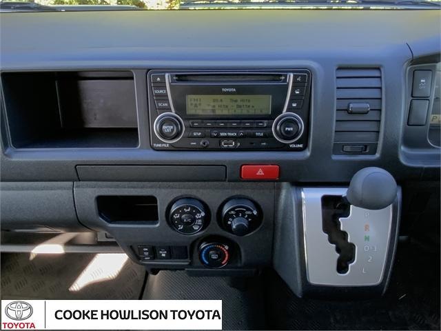 image-17, 2016 Toyota Hiace MINIBUS RWD 3.0TD VAN/4 4A - 12S at Dunedin
