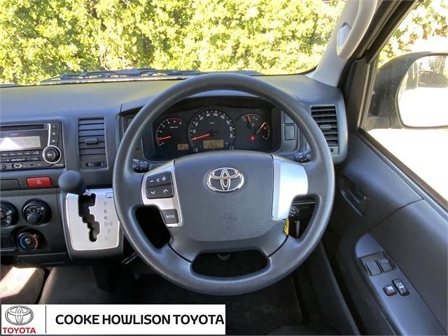 image-16, 2016 Toyota Hiace MINIBUS RWD 3.0TD VAN/4 4A - 12S at Dunedin