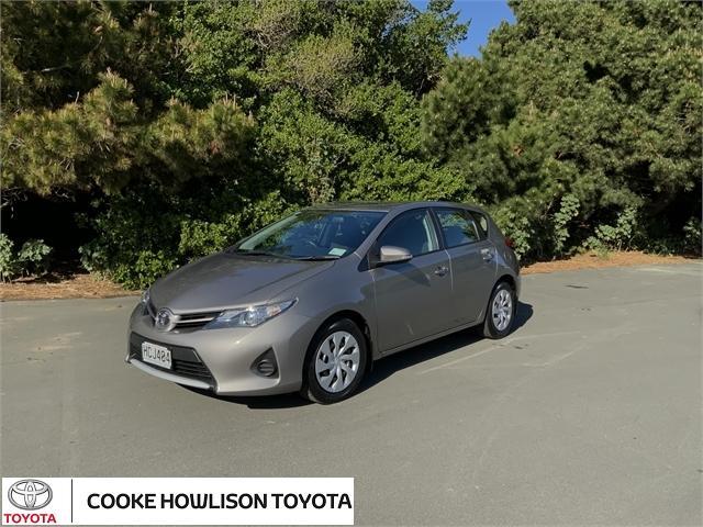 image-5, 2013 Toyota Corolla GX FWD 1.8P Hatch/5 6M at Dunedin