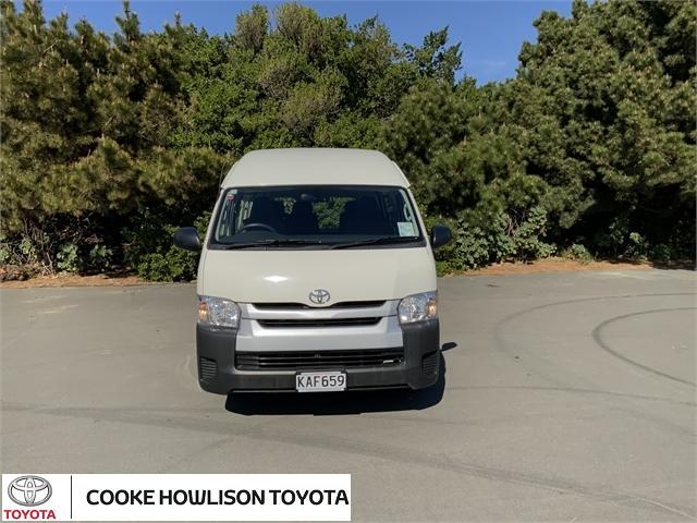 image-8, 2016 Toyota Hiace MINIBUS RWD 3.0TD VAN/4 4A - 12S at Dunedin