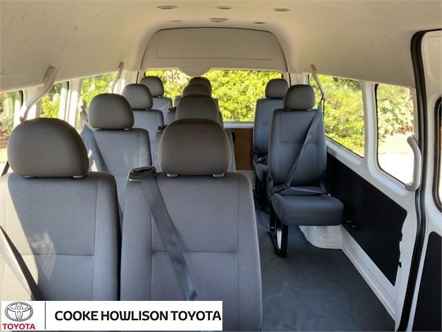 image-13, 2016 Toyota Hiace MINIBUS RWD 3.0TD VAN/4 4A - 12S at Dunedin