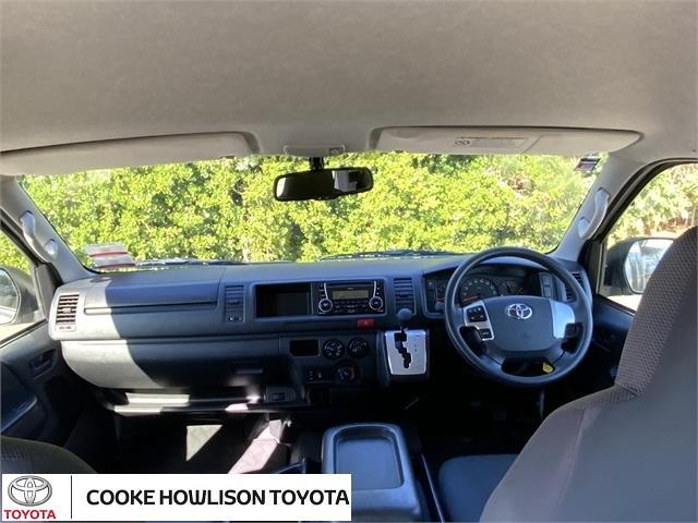 image-15, 2016 Toyota Hiace MINIBUS RWD 3.0TD VAN/4 4A - 12S at Dunedin