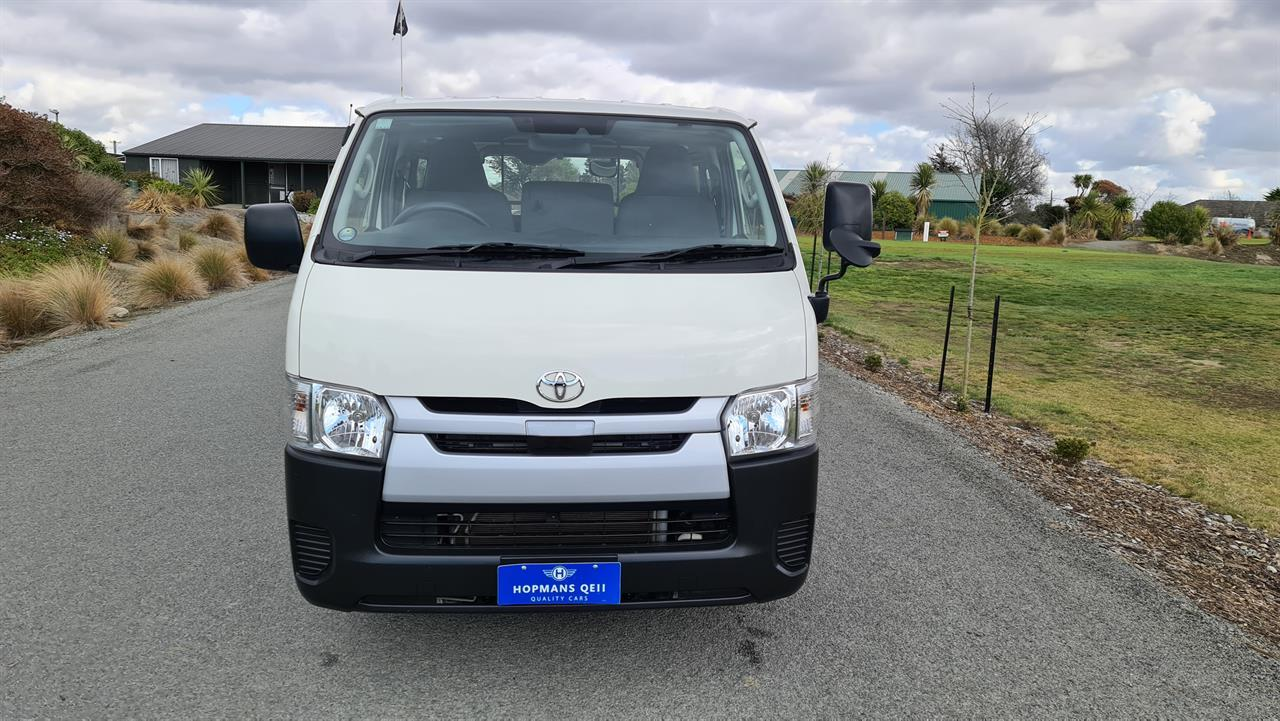 image-1, 2018 Toyota Hiace 4 Door at Christchurch