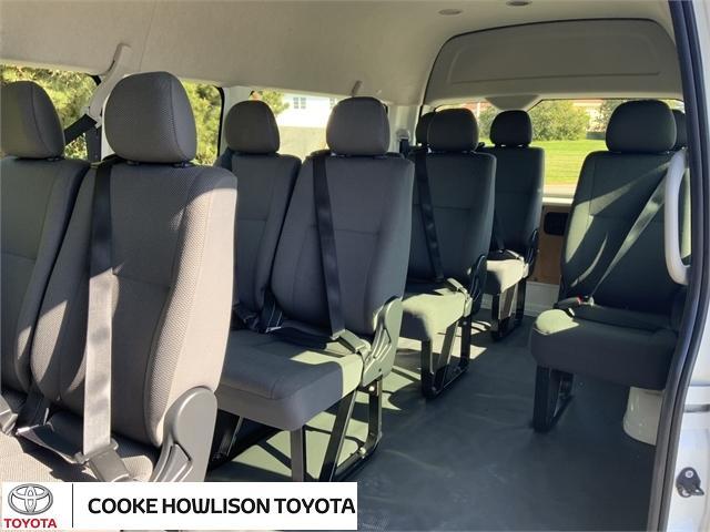 image-12, 2016 Toyota Hiace MINIBUS RWD 3.0TD VAN/4 4A - 12S at Dunedin