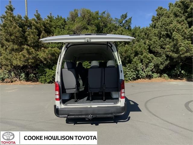image-3, 2016 Toyota Hiace MINIBUS RWD 3.0TD VAN/4 4A - 12S at Dunedin