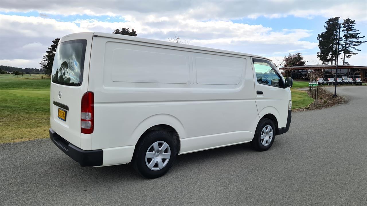 image-4, 2004 Toyota Hiace Panel Van at Christchurch