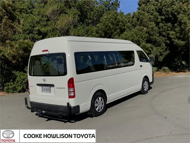 image-1, 2016 Toyota Hiace MINIBUS RWD 3.0TD VAN/4 4A - 12S at Dunedin