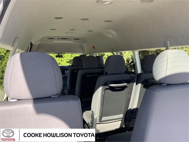 image-14, 2016 Toyota Hiace MINIBUS RWD 3.0TD VAN/4 4A - 12S at Dunedin
