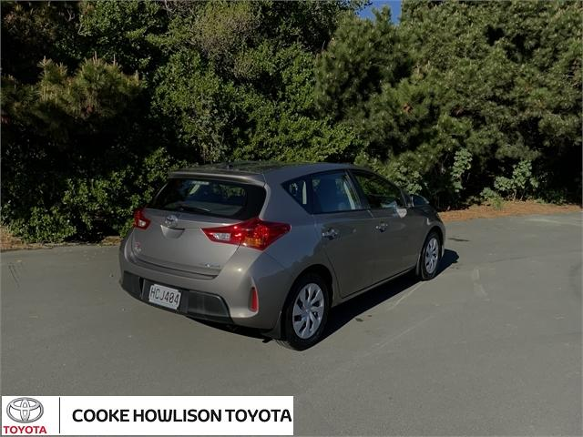 image-1, 2013 Toyota Corolla GX FWD 1.8P Hatch/5 6M at Dunedin