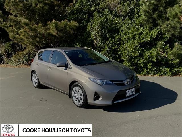 image-0, 2013 Toyota Corolla GX FWD 1.8P Hatch/5 6M at Dunedin
