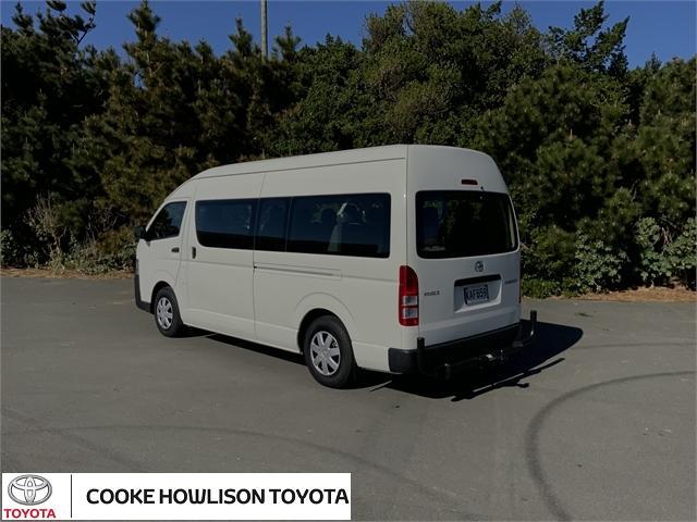 image-4, 2016 Toyota Hiace MINIBUS RWD 3.0TD VAN/4 4A - 12S at Dunedin