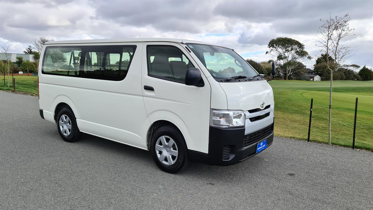 image-0, 2018 Toyota Hiace 4 Door at Christchurch
