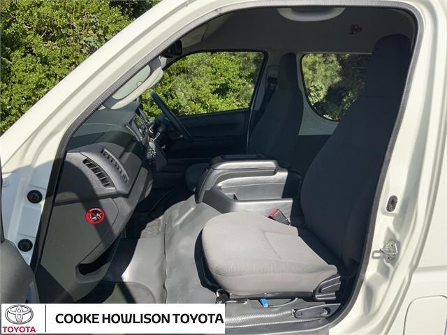 image-9, 2016 Toyota Hiace MINIBUS RWD 3.0TD VAN/4 4A - 12S at Dunedin