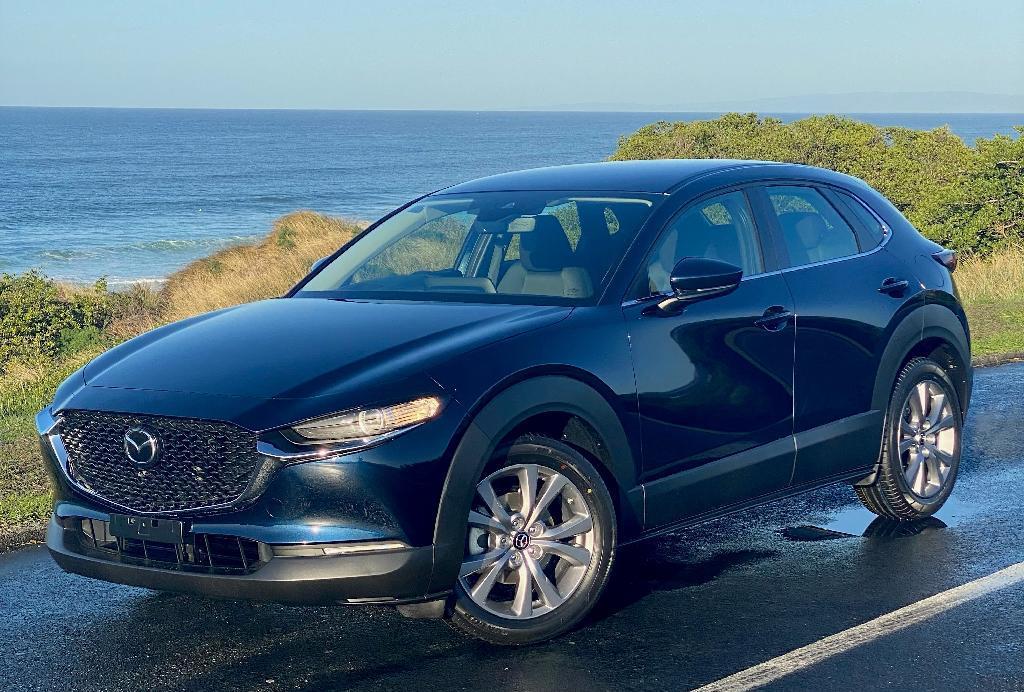 image-0, 2021 Mazda CX-30 CX30 B AWD GTX 2.5 6AT at Dunedin