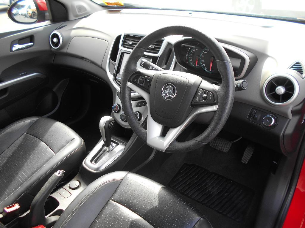 image-10, 2018 Holden Barina LT 1.6 Petrol  Auto Hatch at Dunedin