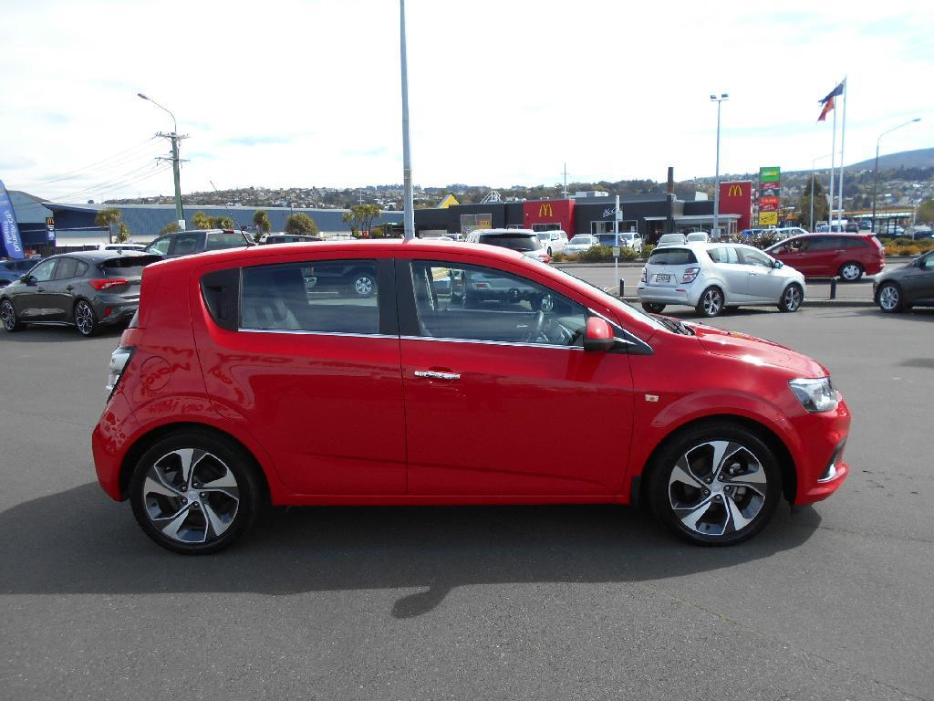image-6, 2018 Holden Barina LT 1.6 Petrol  Auto Hatch at Dunedin