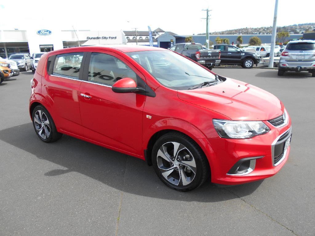 image-3, 2018 Holden Barina LT 1.6 Petrol  Auto Hatch at Dunedin