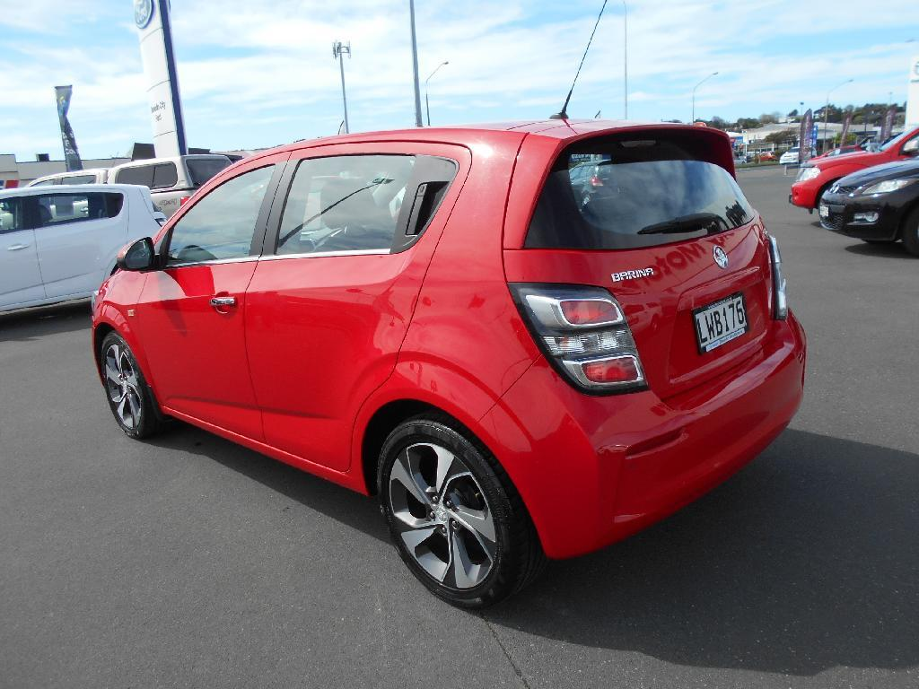 image-2, 2018 Holden Barina LT 1.6 Petrol  Auto Hatch at Dunedin