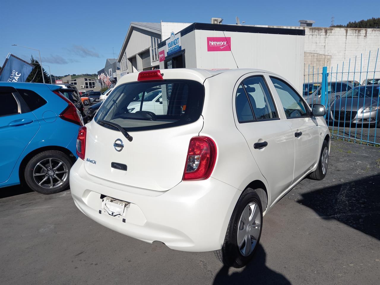 image-6, 2016 Nissan March S Low Km's No Deposit Finance at Dunedin