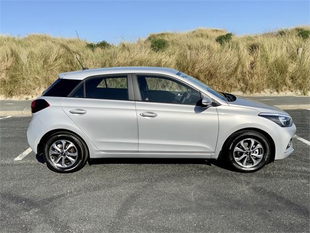 image-1, 2020 Hyundai i20 5D A4 at Dunedin