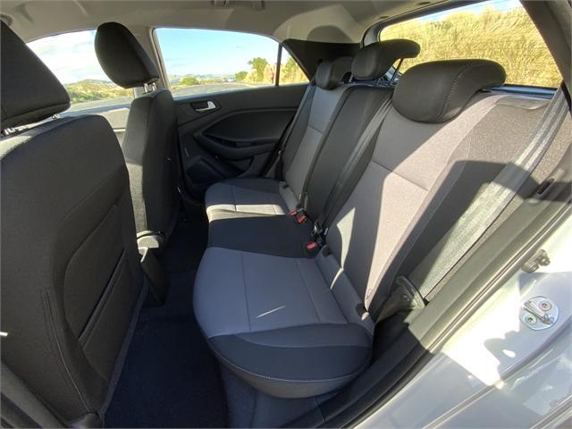 image-10, 2020 Hyundai i20 5D A4 at Dunedin