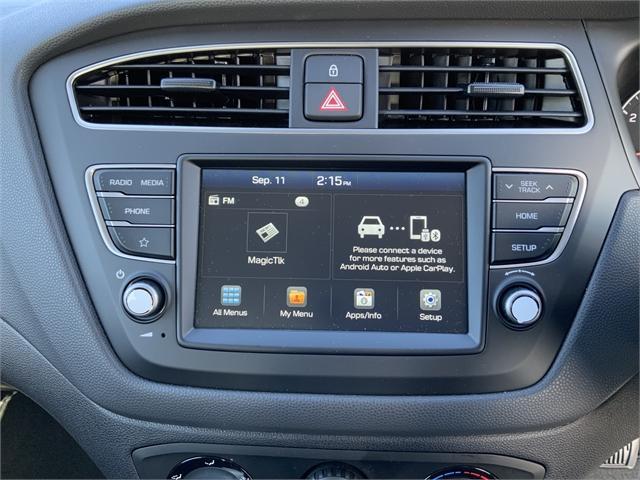 image-16, 2020 Hyundai i20 5D A4 at Dunedin