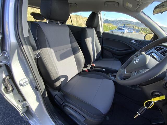 image-12, 2020 Hyundai i20 5D A4 at Dunedin