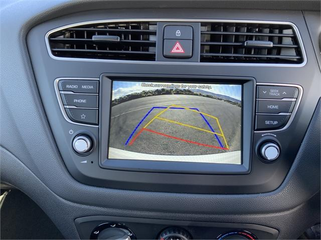 image-18, 2020 Hyundai i20 5D A4 at Dunedin