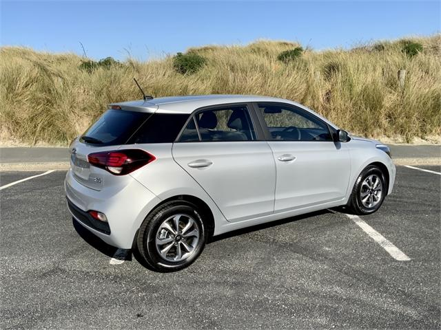 image-2, 2020 Hyundai i20 5D A4 at Dunedin