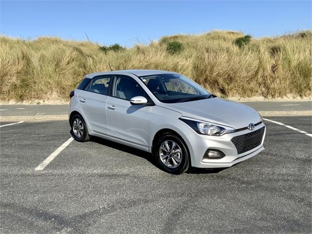 image-0, 2020 Hyundai i20 5D A4 at Dunedin