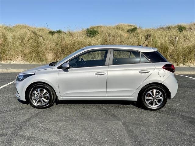 image-6, 2020 Hyundai i20 5D A4 at Dunedin