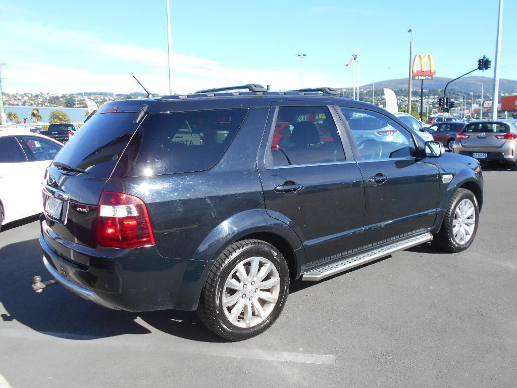 image-1, 2010 Ford TERRITORY GHIA  AWD Petrol 7 seats at Dunedin