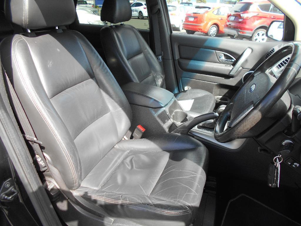 image-13, 2010 Ford TERRITORY GHIA  AWD Petrol 7 seats at Dunedin