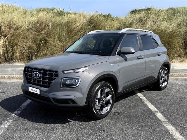 image-7, 2021 Hyundai Venue 1.6 2WD Elite A6 at Dunedin