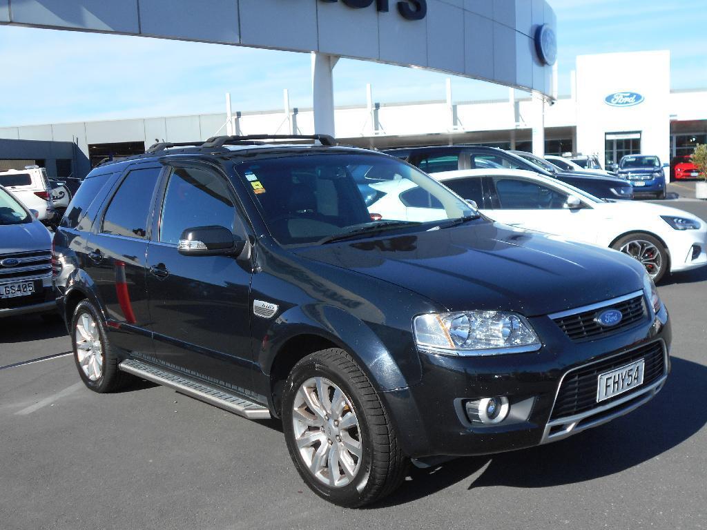 image-0, 2010 Ford TERRITORY GHIA  AWD Petrol 7 seats at Dunedin